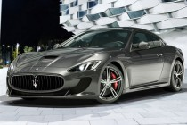 2013 Modified Maserati GranTurismo