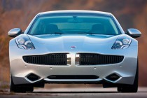 Electric Fisker Karma