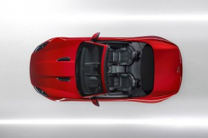 F-TYPE-Top View