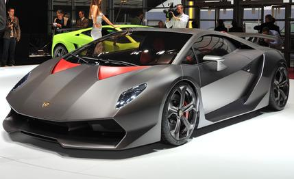 Lamborghini Sesto Elemento Your Source For Exotic Car