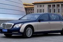 Maybach 62S-main