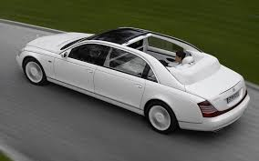 Maybach 62S-top